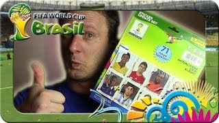 Panini Fifa World Cup Brasil 2014 STICKER UPDATE SET + Album Update
