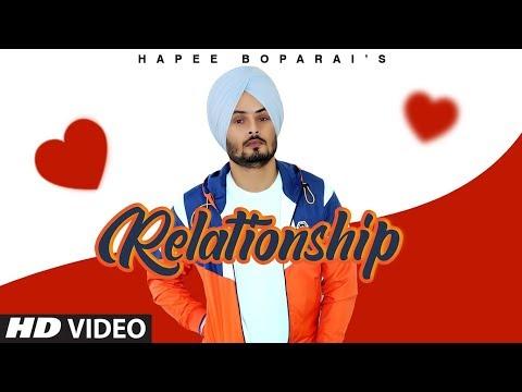 Relationship: Hapee Boparai (Full Song) Silver Coin | Daljit Chitti | Latest Punjabi Songs 2019
