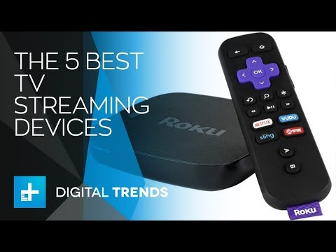 the 5 best tv streaming devices youtube. Black Bedroom Furniture Sets. Home Design Ideas