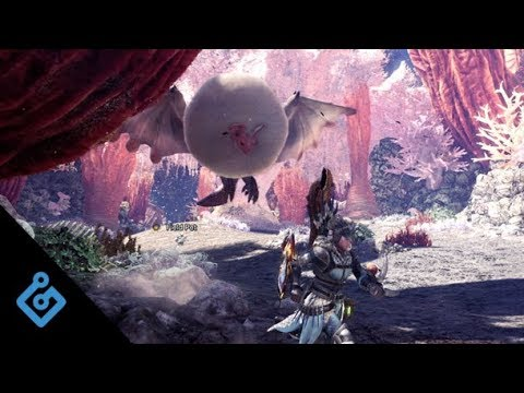 Exclusive Gameplay Of Monster Hunter: World's Coral Highlands