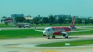 Video Air Asia Flight - Bangkok to Kuala Lumpur - October 2017 download MP3, 3GP, MP4, WEBM, AVI, FLV Juni 2018