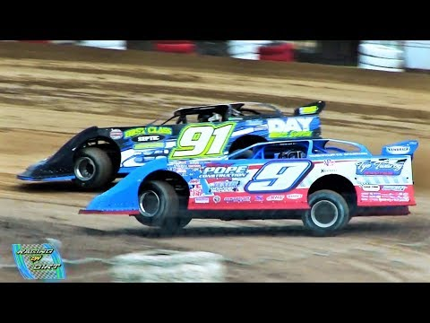 WoO Late Model 3rd Heat 8-27-17 Merritt Speedway