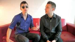 Repeat youtube video Alex Turner & Matt Helders' Guide To... Arctic Monkeys album AM