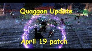 GW2 Quaggan update the Quarterly Patch