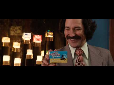 Anchorman 2 Gag Reel