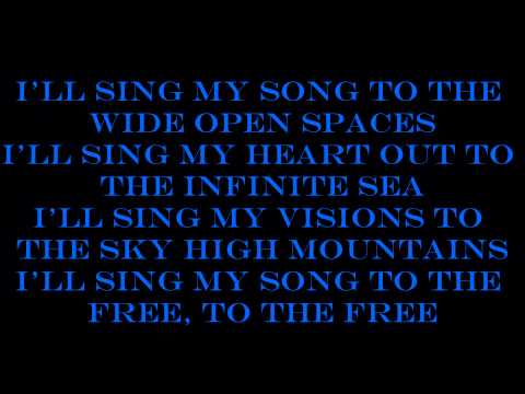 The Song Is Over (The Who karaoke) wmv.