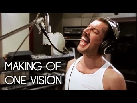 Queen - Making Of One Vision in Studio [Definitive Full Edit]