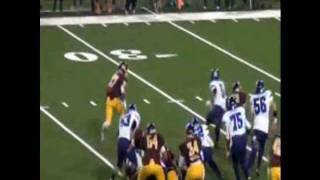 Jimmy Frazier #27 RB/DB WCHS Football Highlights Senior Year 2011