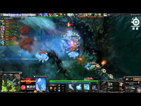 Sina Cup S3 - No8 vs DT game 2