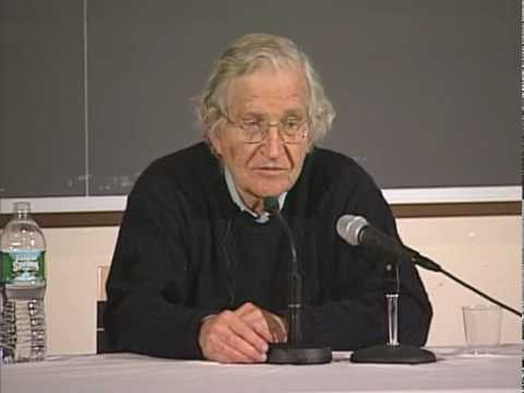 Chomsky on Liberal Disillusionment with Obama