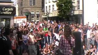"""Zero Resistance-""""Going To My Hometown""""-Rory Gallagher-Ballyshannon 09"""