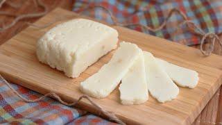 Домашний сыр из творога и молока видео рецепт Как приготовить твердый сыр в домашних условиях
