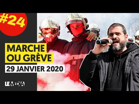 MARCHE OU GRÈVE #24 : TENIR DANS LA DURÉE