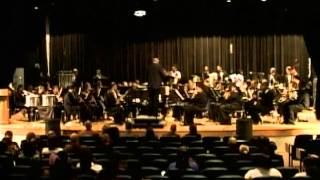 """The Unknown Soldier"", Albany State University Symphonic Band."