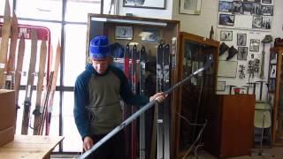 asnes backcountry skis