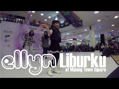 Ellyn Clarissa - Liburku at Malang Town Square