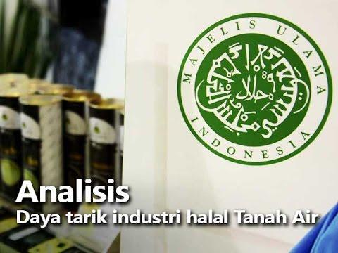 Daya tarik industri halal Tanah Air