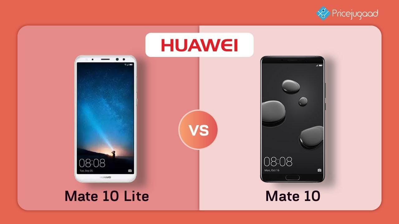 Huawei Mate 10 Lite is far lighter than Mate 10!!
