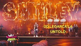 Smiley Omul (50) - Am cantat cu 15.000 de oameni in ploaie la UNTOLD