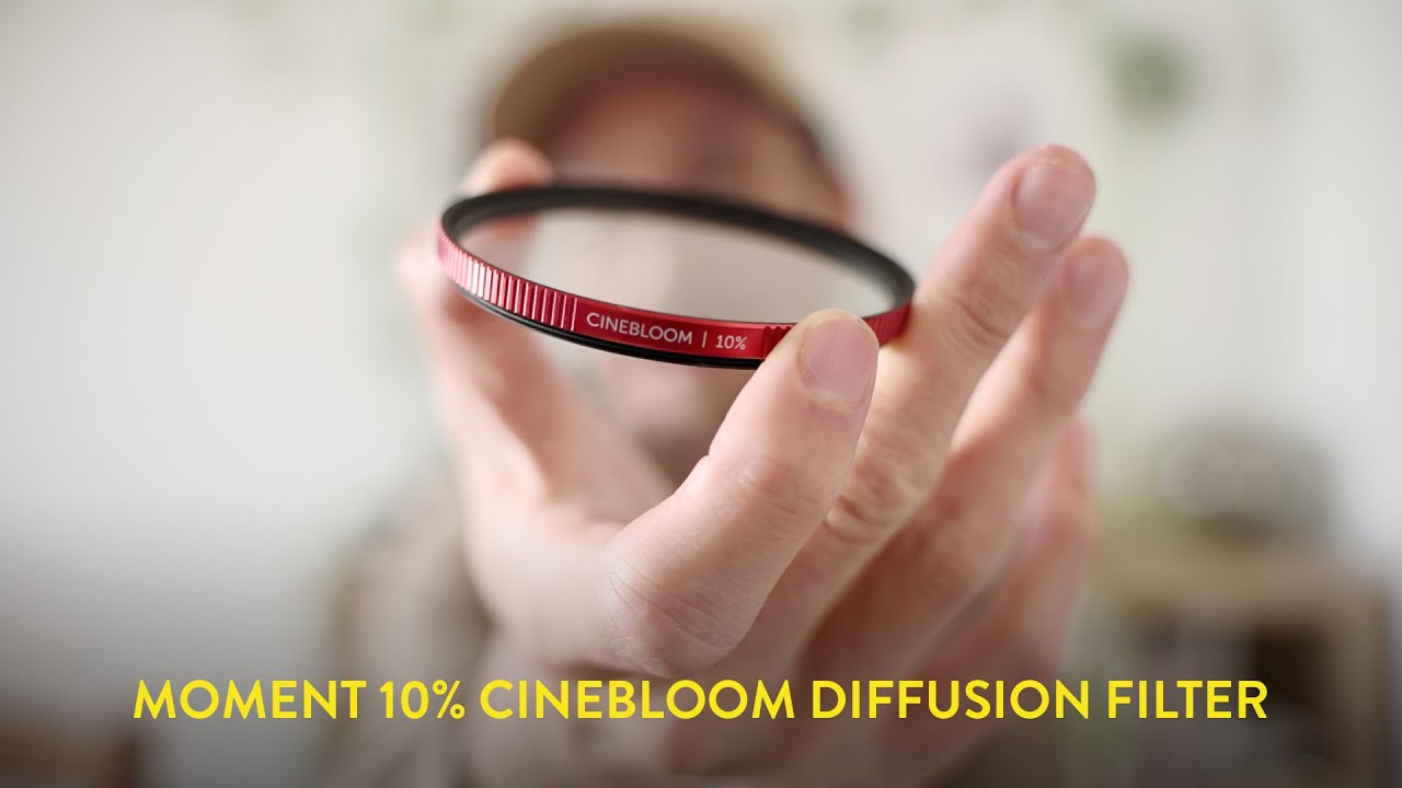 Download Moment 10% CineBloom Diffusion Filter Review