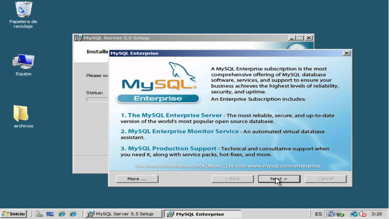 PHP, MYSQL, MOODLE Y WORDPRESS (Miguel Troncoso)