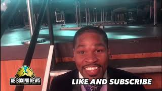 Shawn Porter reacts to Peterson Lost, Mikey Garcia at 147, Spence/Pacquaio, Maidana return!