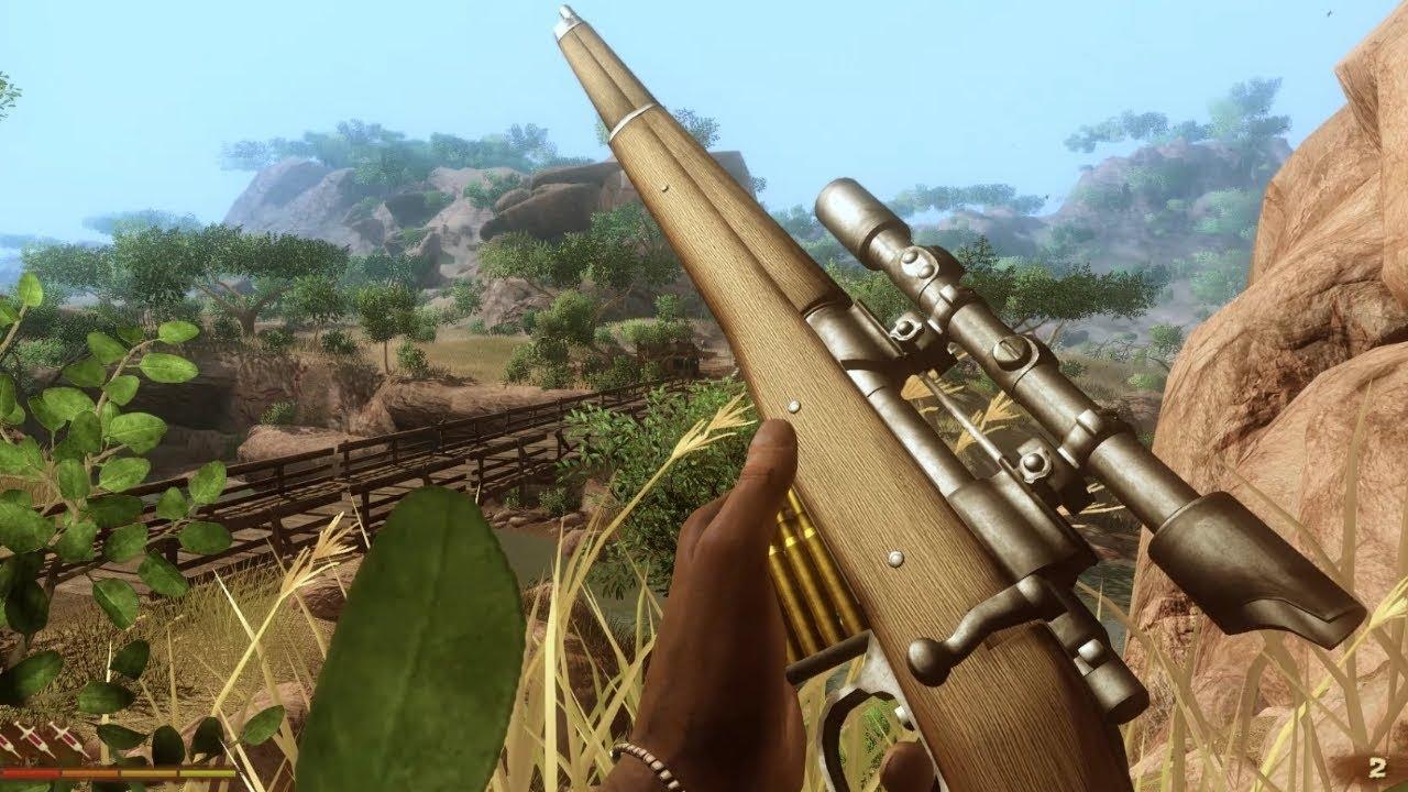 Far Cry 2 Aggressive Gameplay