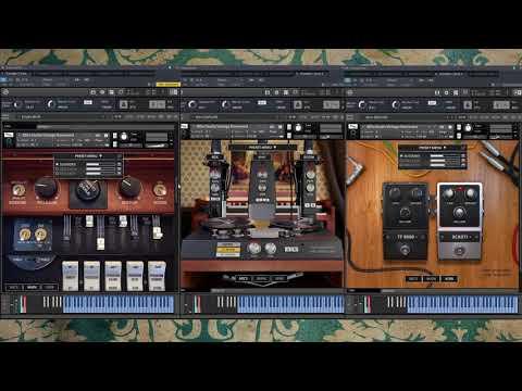 8Dio Vintage Studio Organ