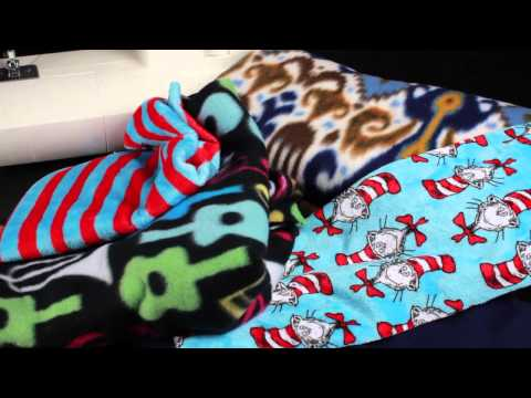 What Fabric Are Fleece Socks Made Out Of? : Sewing Projects