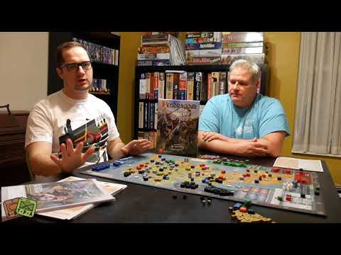 Review: Pendragon from GMT Games - The Players' Aid
