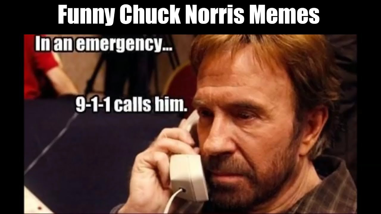 The Absolute Best Chuck Norris Memes YouTube - 22 ridiculous chuck norris memes