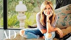 Jennifer Aniston's Designer Breaks Down Jen's New Home | Celebrity Homes | Architectural Digest