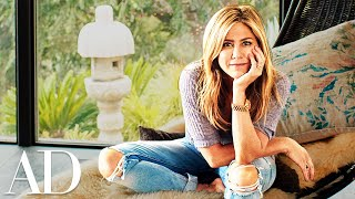 Jennifer Aniston's Designer Breaks Down Jen's New Home | Celebrity Homes | Architectural Digest thumbnail