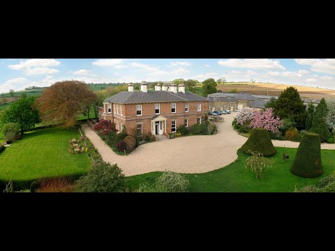 Shottle Hall & The Coach House Marquee Video Tour