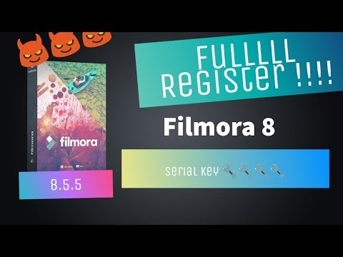 filmora 8.5.5