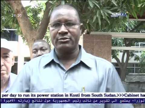 South Sudan رياك مشار نائب رئيس جنوب السودان يوضح نتائج زيارتة الأخيرة للخرطوم