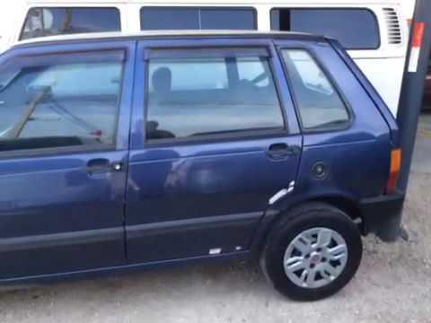 Fiat Uno 1 0 Ie Mille 8v 2p 1999 Carros Usados E Seminovos