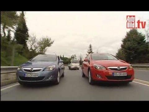 Opel Astra Sports Tourer - Die erste Ausfahrt in Istanbul