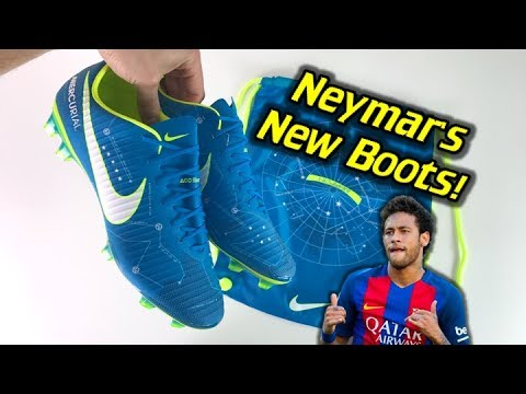 "Neymar's New Boots! - ""Written in the Stars"" Nike Mercurial Vapor 11 - Review + On Feet"