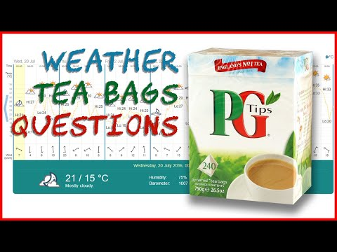 (38) Almaty Weather, Tea Bags and 3 Questions from Dmitry Lex!