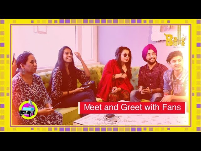 Jasmine Sandlas | LIVE | Meet & Greet | Balle Balle TV