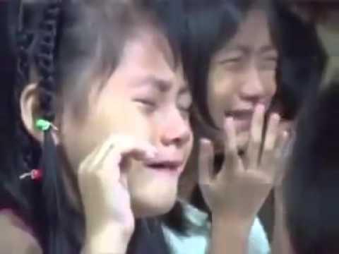 Pure and Heartfelt Prayer of Indonesian Christian Children