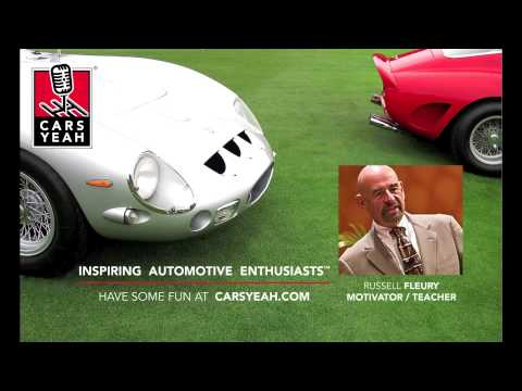 008 Russell Fleury is an automotive consultant who works with Porsche, Ferrari and Lamborghini.