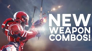 halo 5 new monitor s bounty weapon combos