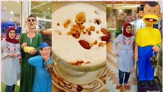 الفرى بتاعى فى رمضان خسيت كيلو ونص اول اسبوع واتسحرت بره وهعمل الفطار معاكو❤️😘