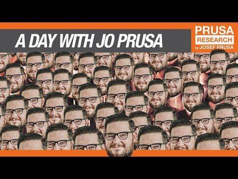Prusa 3D by Josef Prusa