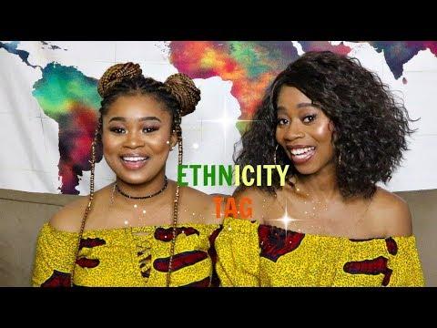 Ethnicity Tag l Senegal / Guinee  & Mali