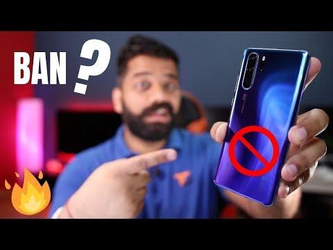 Dark Secrets Of Huawei - USA Ban? Huawei Right Or Wrong??? 🔥🔥🔥
