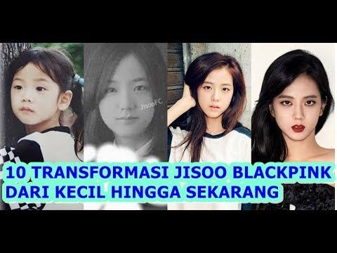 10 TRANSFORMASI JISOO BLACKPINK DARI KECIL HINGGA SEKARANG