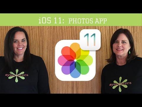 iOS 11 - Photos App